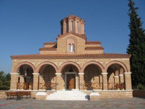 manastirea_suroti unde este mormantul Parintelui Paisie Aghioritul