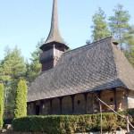 Biserica Manastirii Ciucea ctitorie a lui Goga