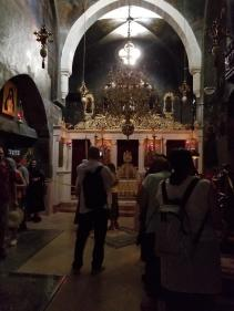 Manastirea Sf Gherasim - Biserica