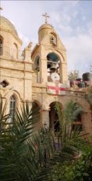 Manastirea Sf Gherasim in Valea IordanuluiManastirea Sf. Gherasim